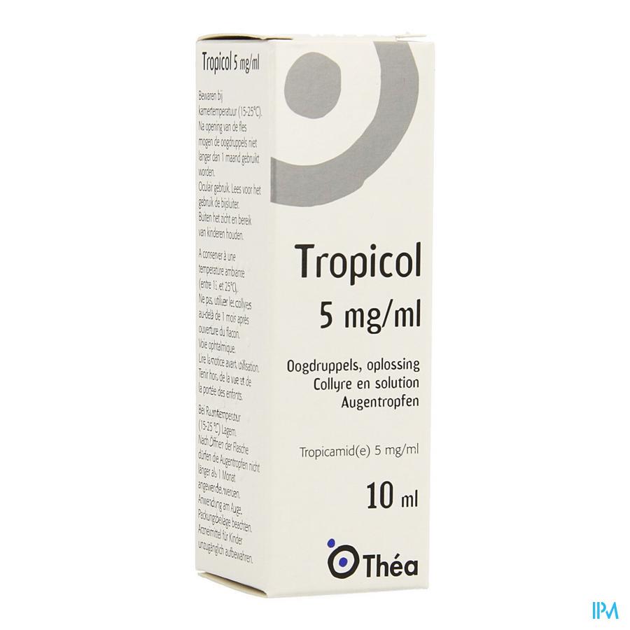 Tropicol 0,5 % - 10ml