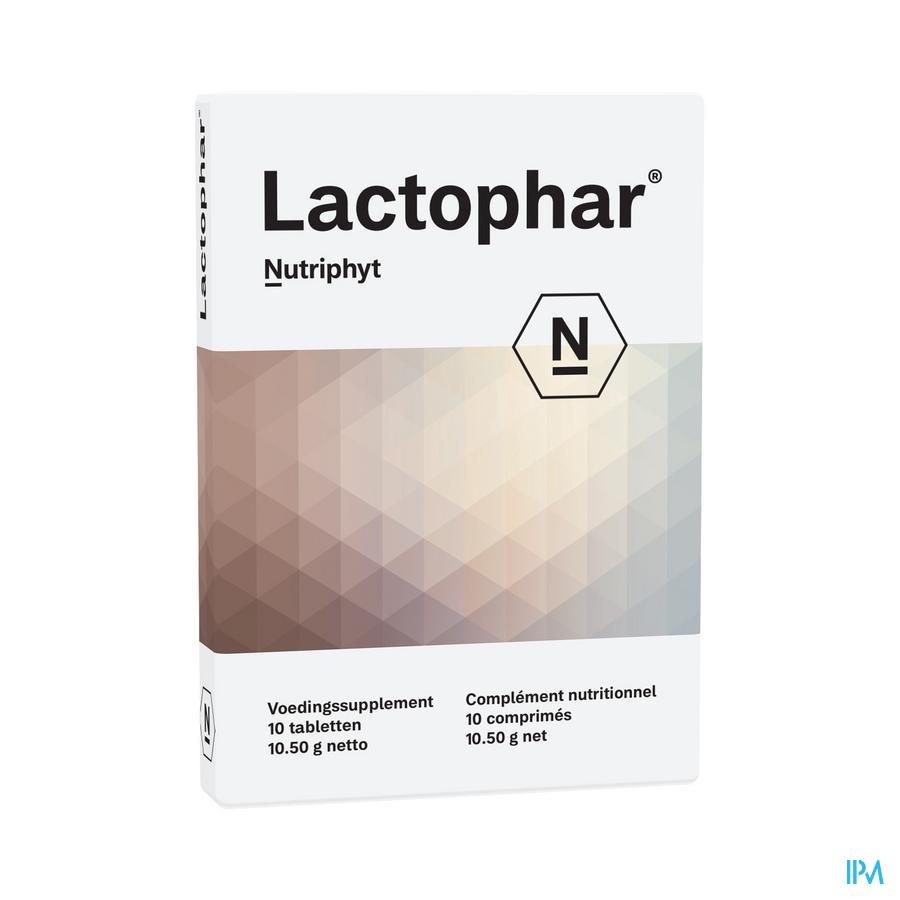 Lactophar 10 Tabletten 10x1100 mg 0417