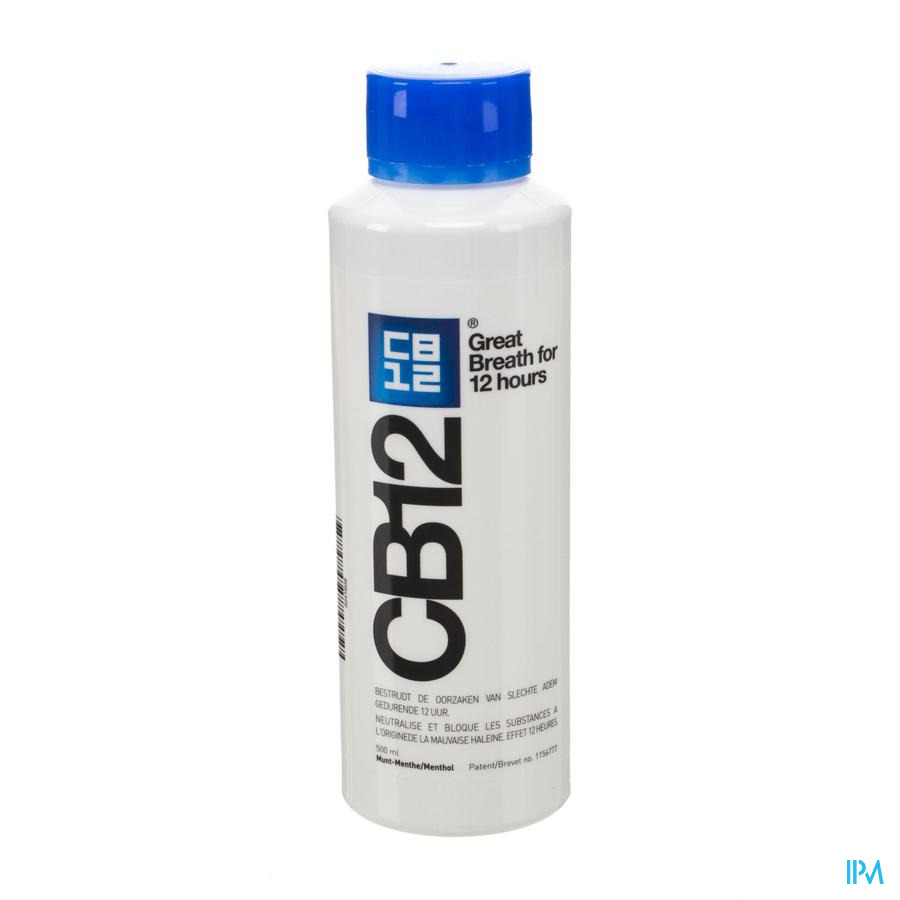 Cb12 Halitosis 500ml