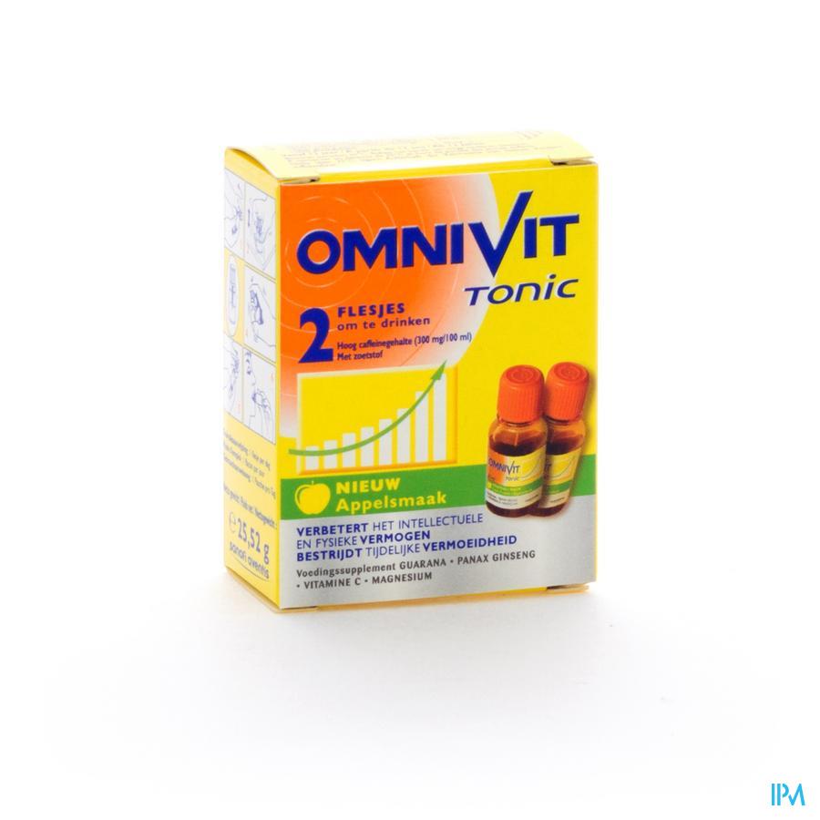 OMNIVIT TONIC FL 2X10ML