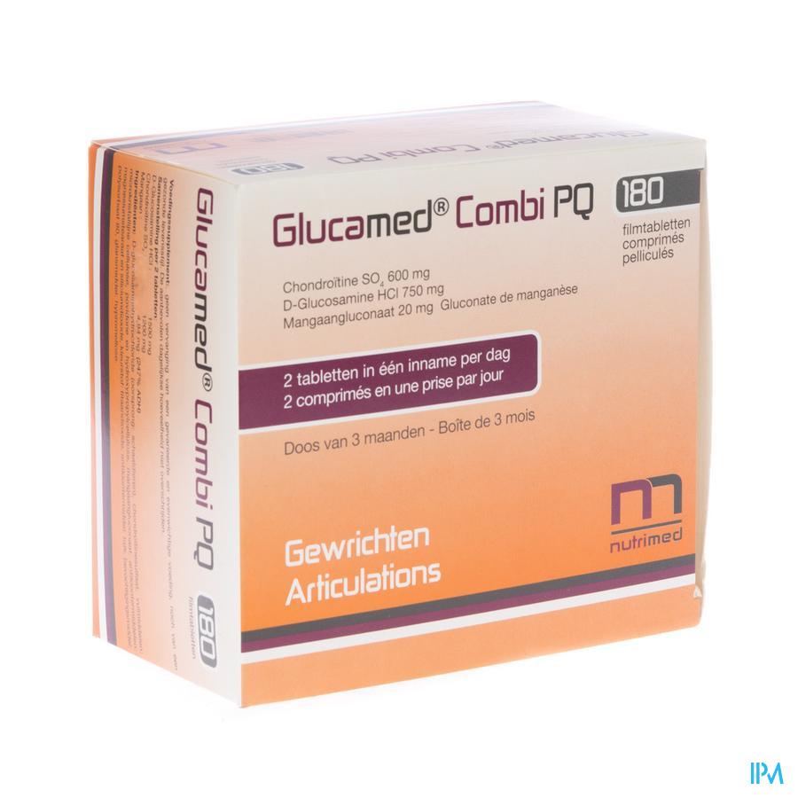 Glucamed Combi Pq Blister Filmtabl 180
