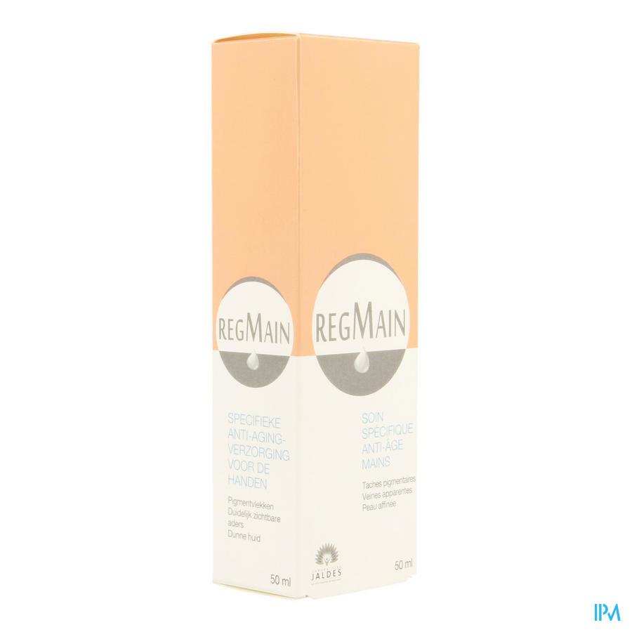 Regmain Specifieke Verzorging A/age Hand Tube 50ml