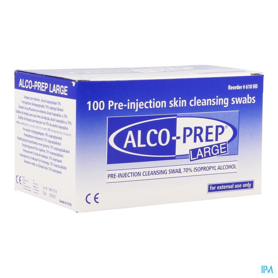 Alco Prep Large 100