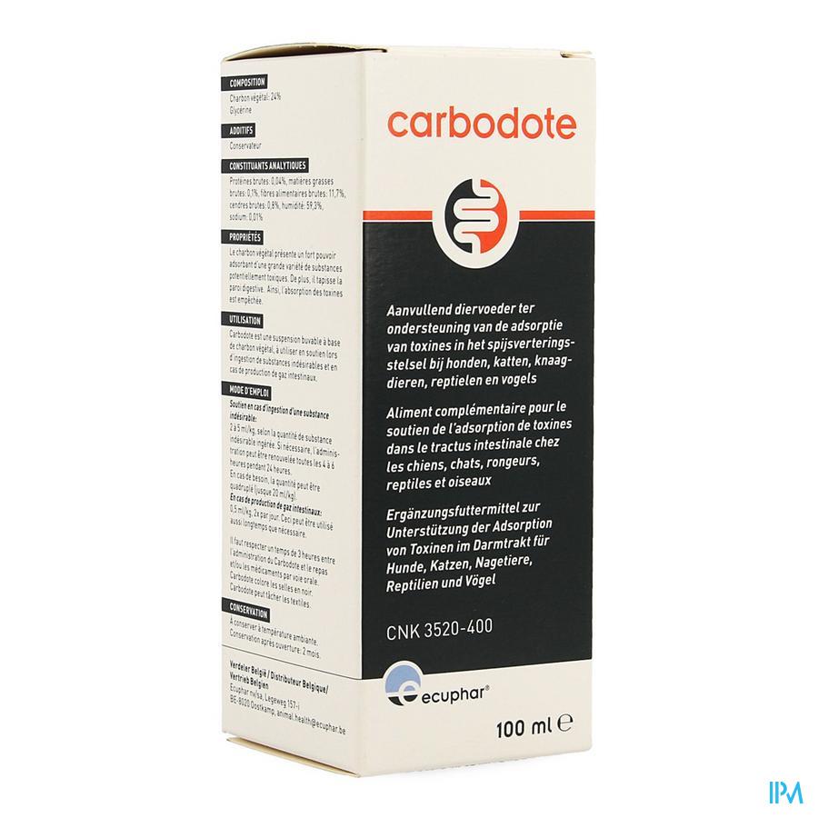 Carbodote Fl 100ml