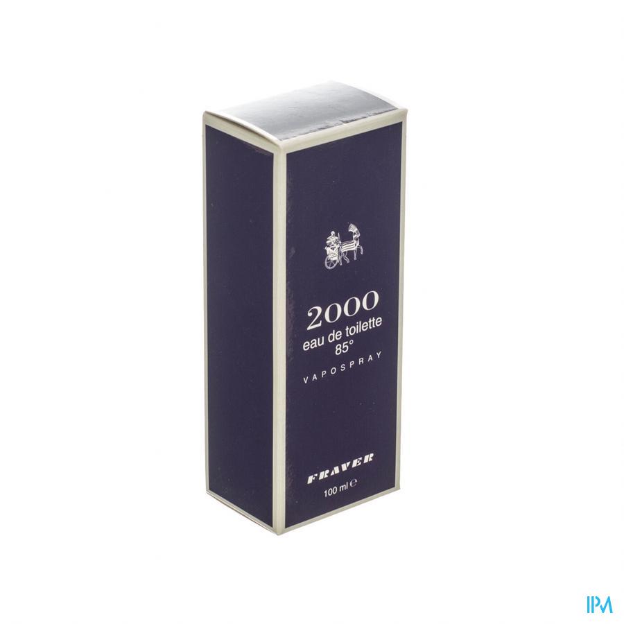 Edt 2000 85% Fraver 100ml Vapo Cap Luxe