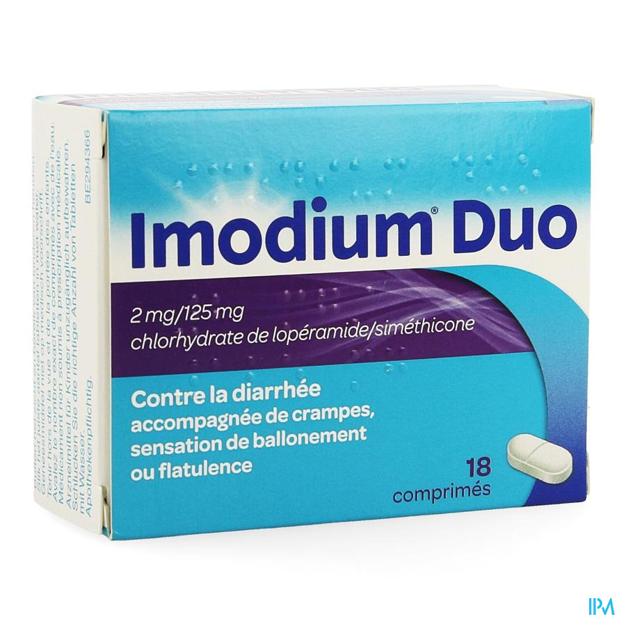 Imodium Duo Tabletten 18