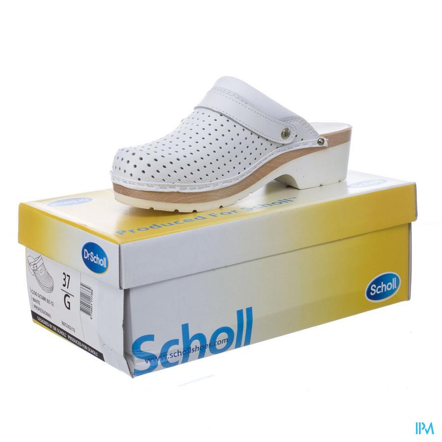 Scholl Exercice Klomp Wit 37 634