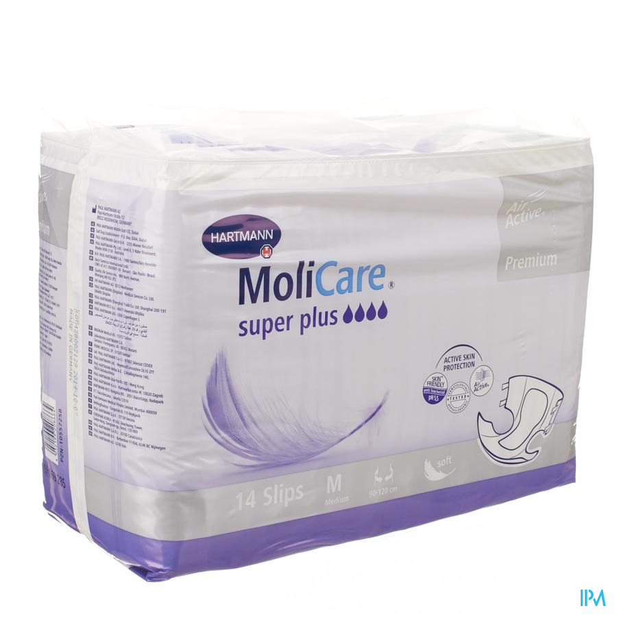 Molicare Premium Super Plus M 14 1692851