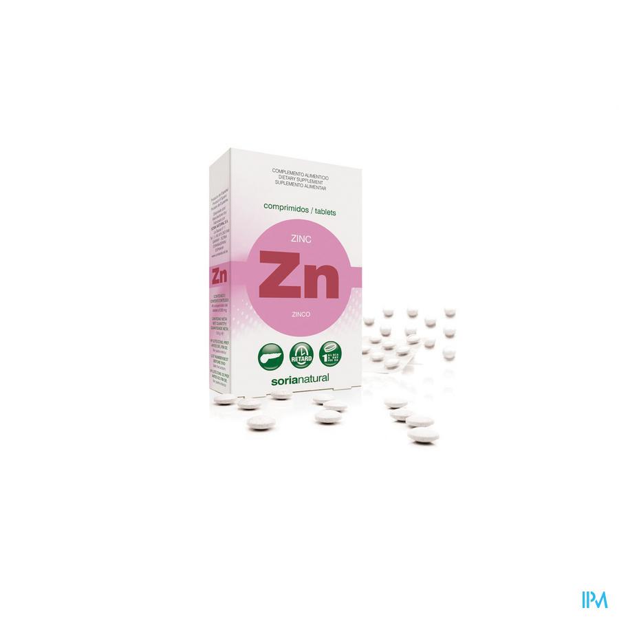Soria Zinc Zn retard 48 compr.