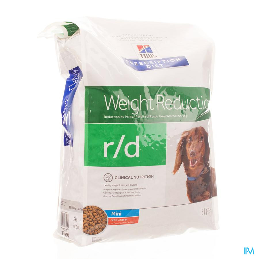 Hills Prescrip.diet Canine Rd Mini 6kg 7749r