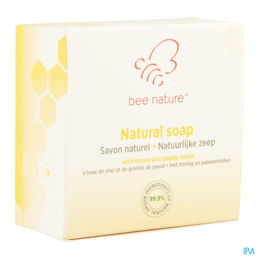 Bee Nature Zeepbar 100g