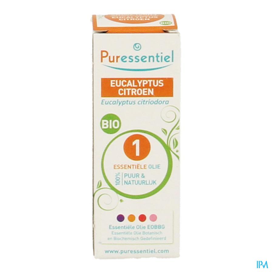 Puressentiel Eo Eucalyptus Citroen Bio Ess Ol.10 ml