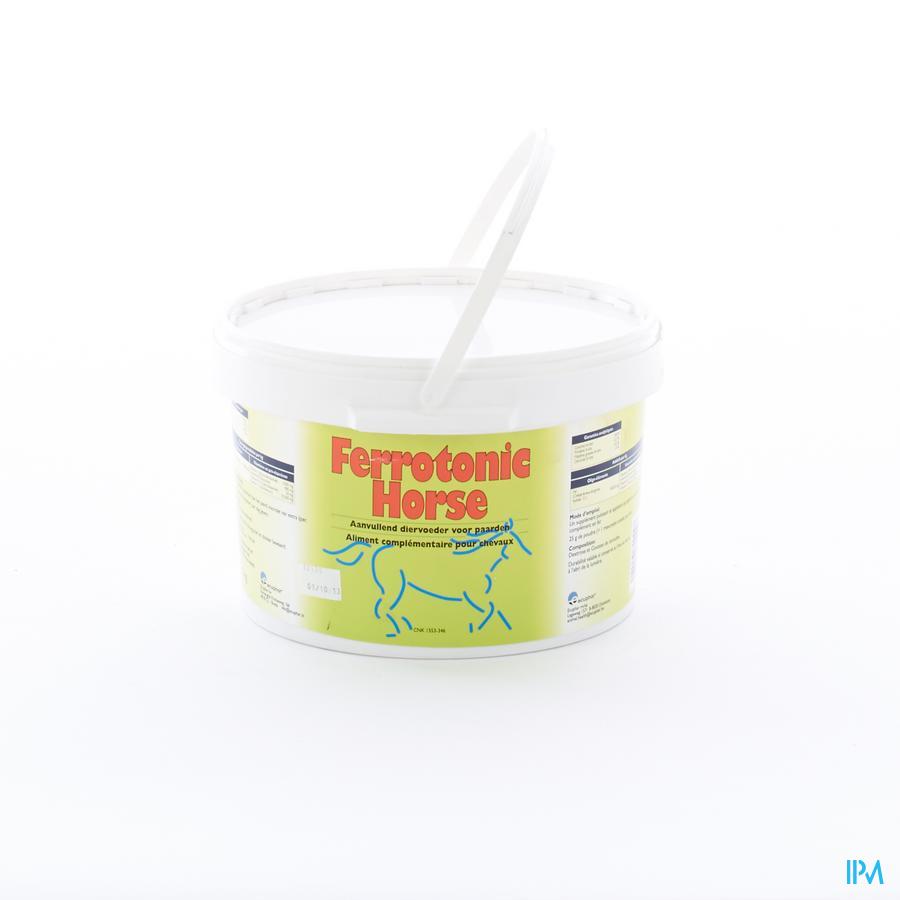 Ferrotonic Horse Pdr Oraal 2kg