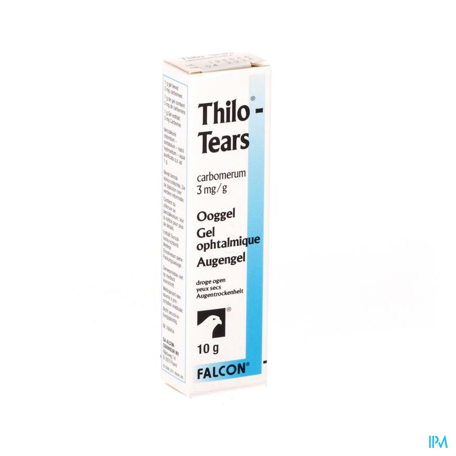 Thilo Tears Gel 10 Gr