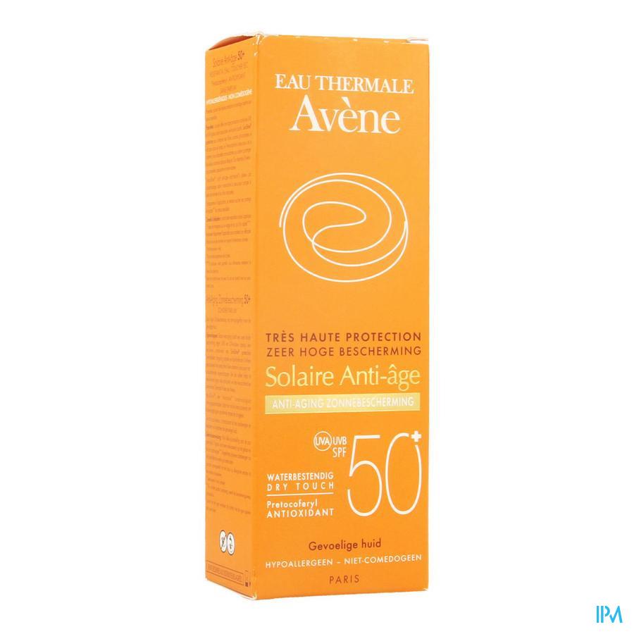 Avene Sol Creme Ip50+ A/age 50ml