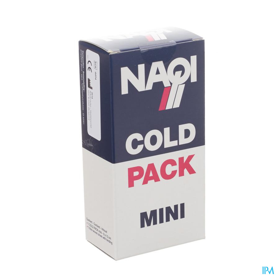 Naqi Cold Pack Mini Dental 9x13cm