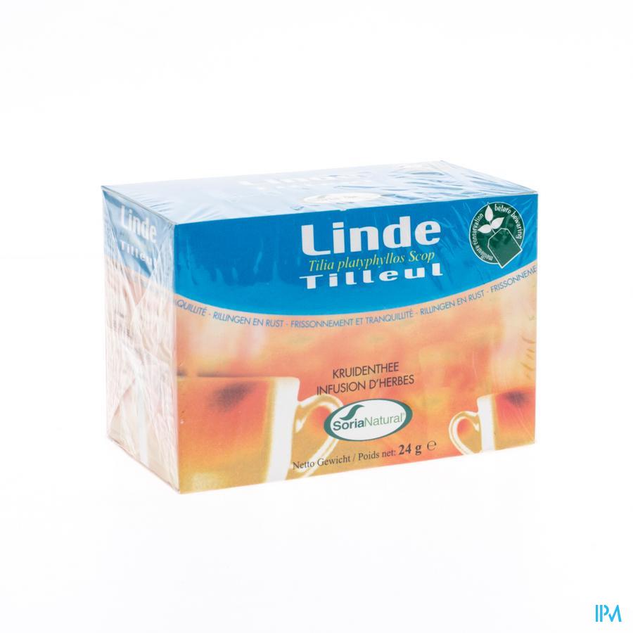 Soria Tilia/ Linde - 20 Builtjes