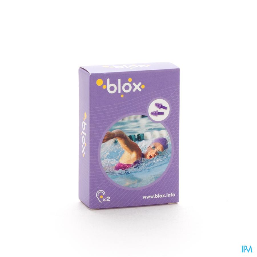 Blox Waterbestendig Volwassen 1 Paar Oordopjes