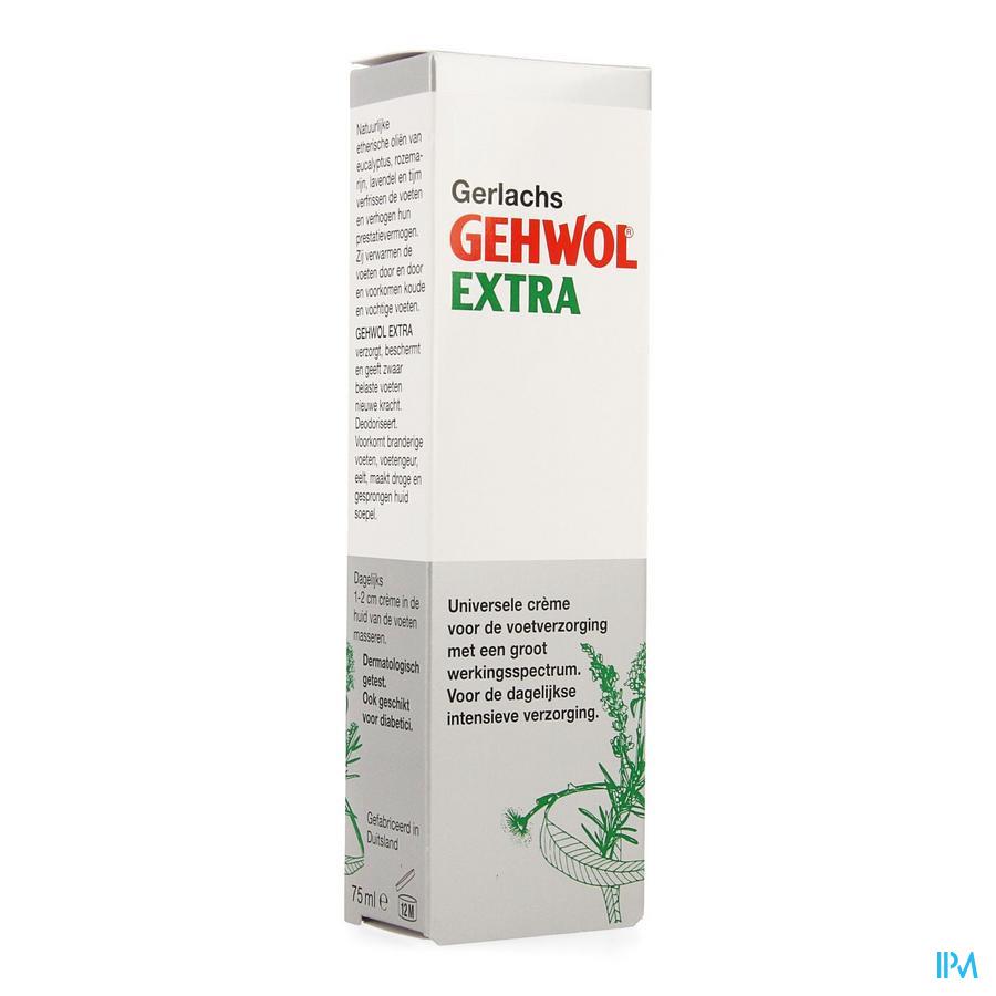 Gehwol Voetcreme Extra 75ml Consulta