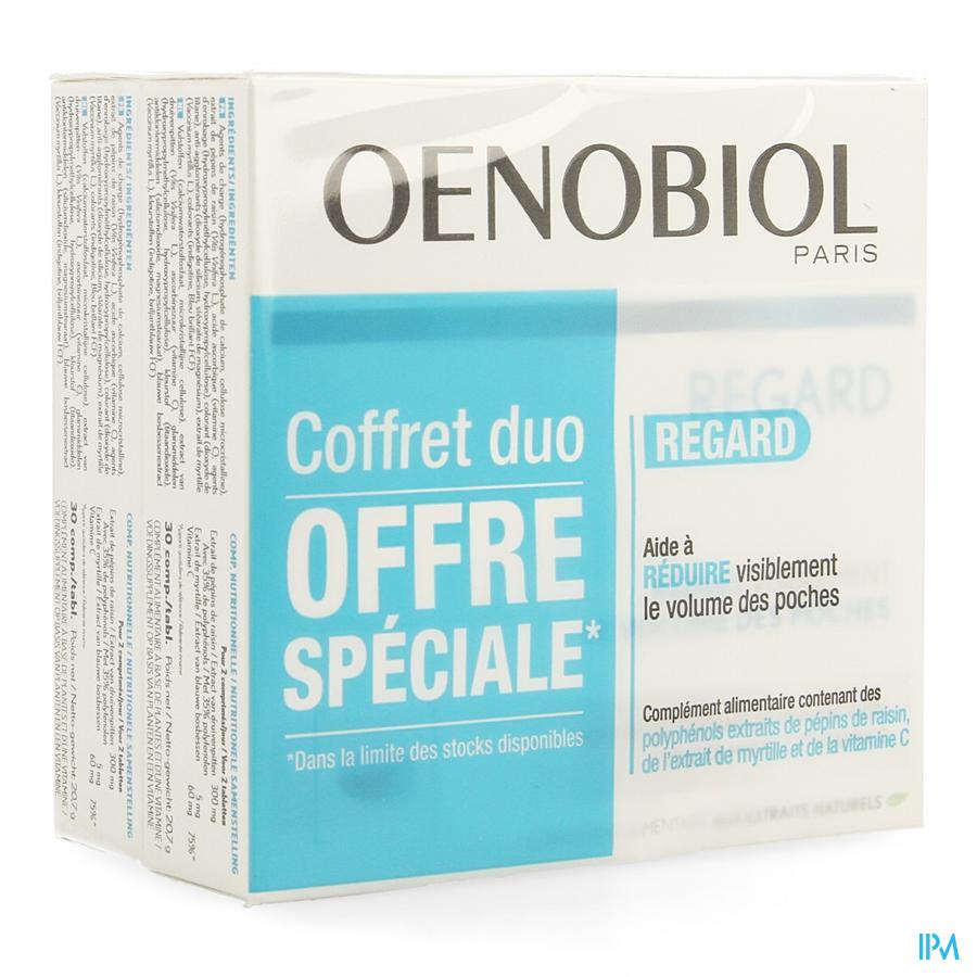 OENOBIOL CURE REGARD 2X30 DRAG