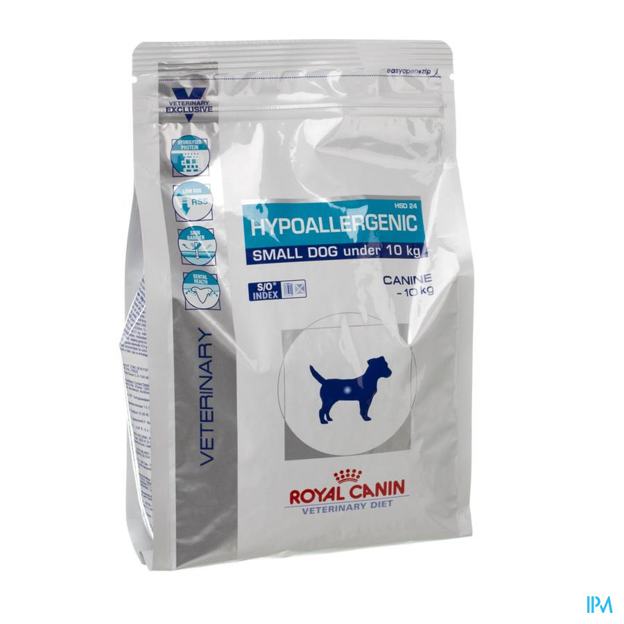 Vdiet Hypoallergenic Small Canine 1kg