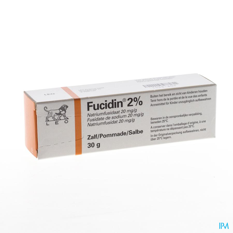 Fucidin Zalf Pommade 2 % 30g