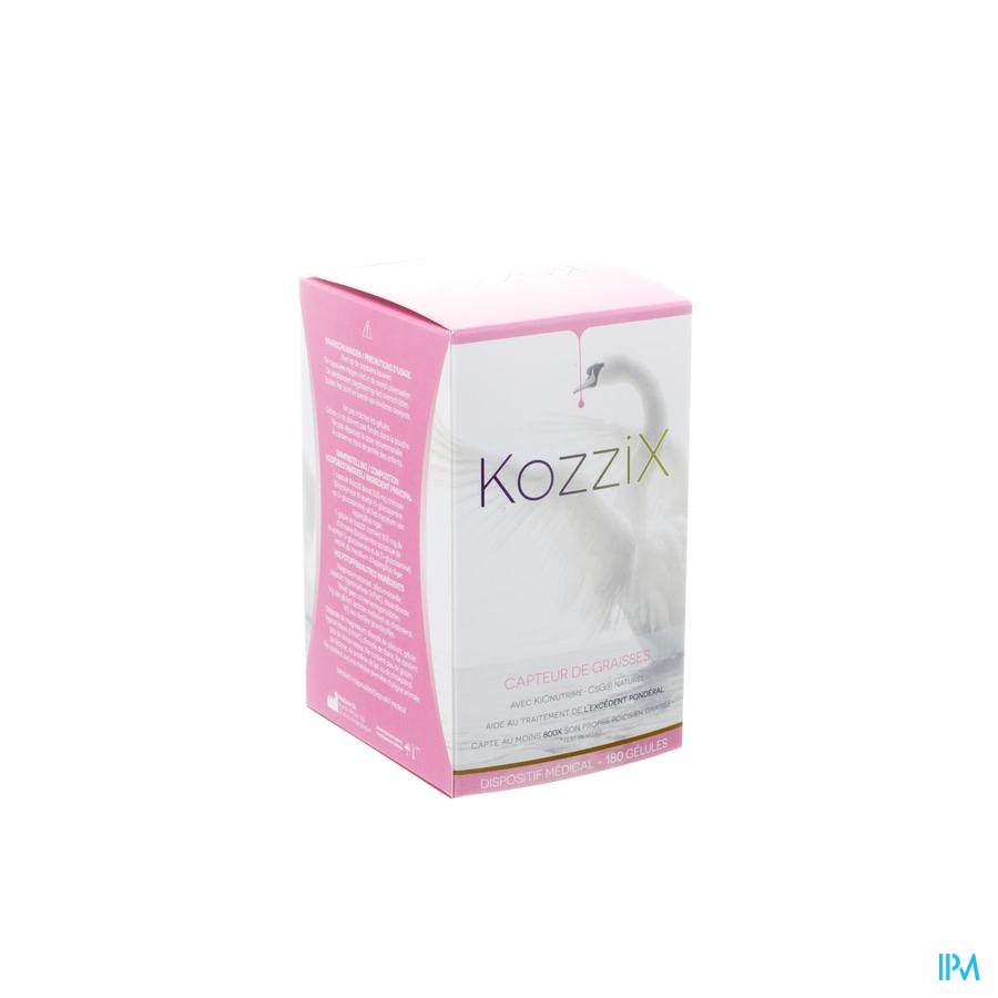 Kozzix Caps 180
