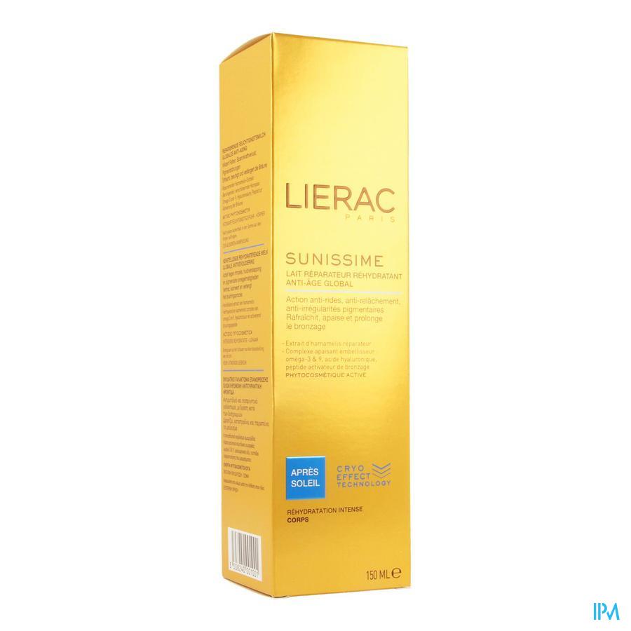 Lierac Sunissime Lich.melk Herstel.rehydra Tb150ml