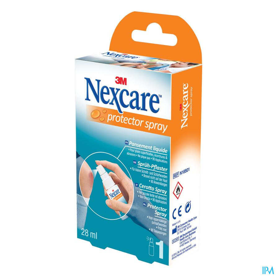 Nexcare 3m Protector Spray 28ml  -  3M
