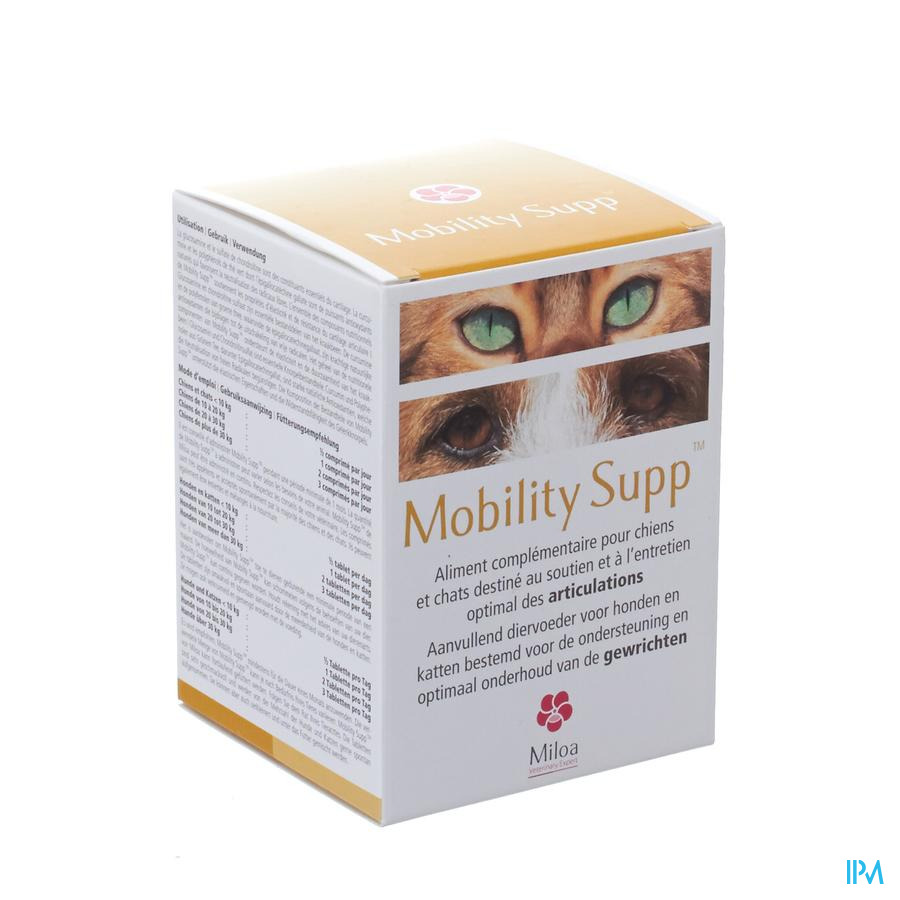 Mobility Supp Smakelijk Tabl Flacon 60