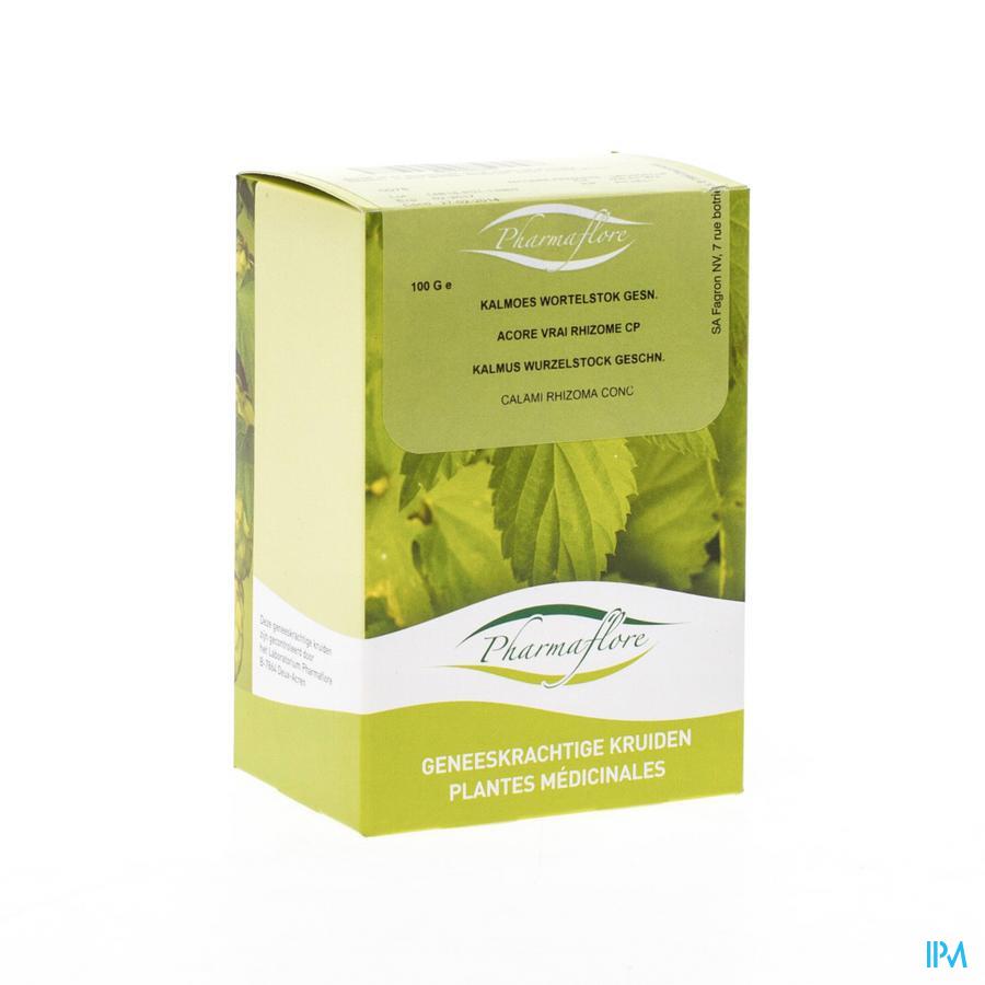 Kalmoes Wortelstok Doos 100g Pharmafl