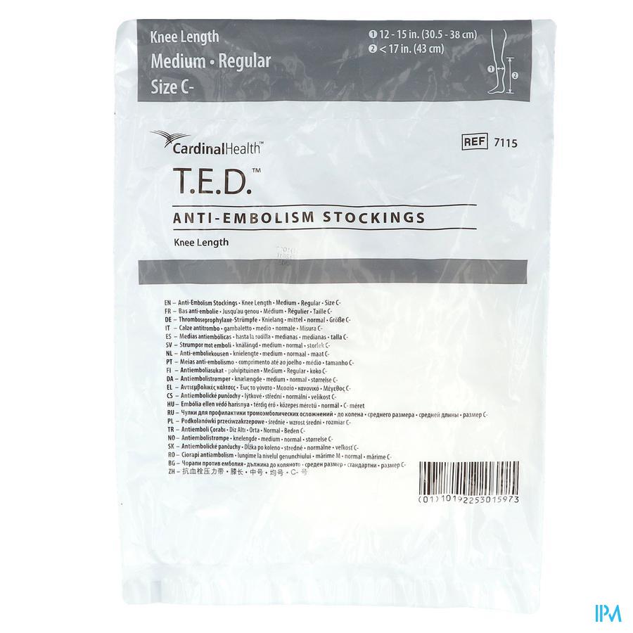 Ted Kniekous 71150 M Regul Wit