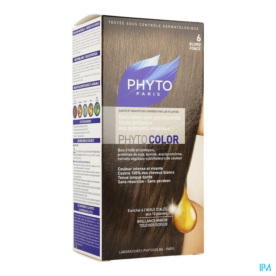 Phytocolor 6 Donkerblond