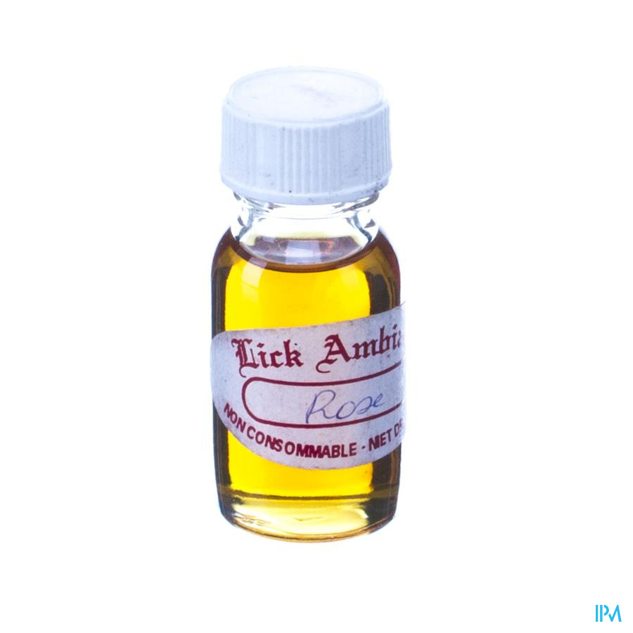 Lick Ambiance Rose/ Roos 15ml