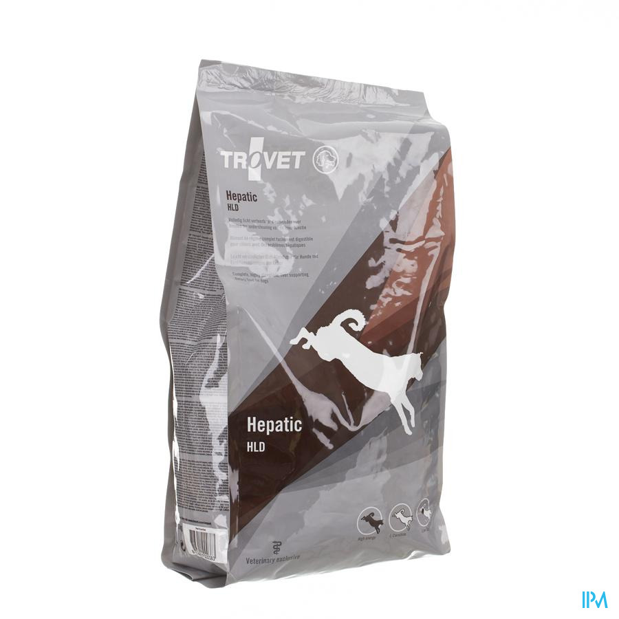 Trovet Hld Chien/ Hond 3kg Vmd