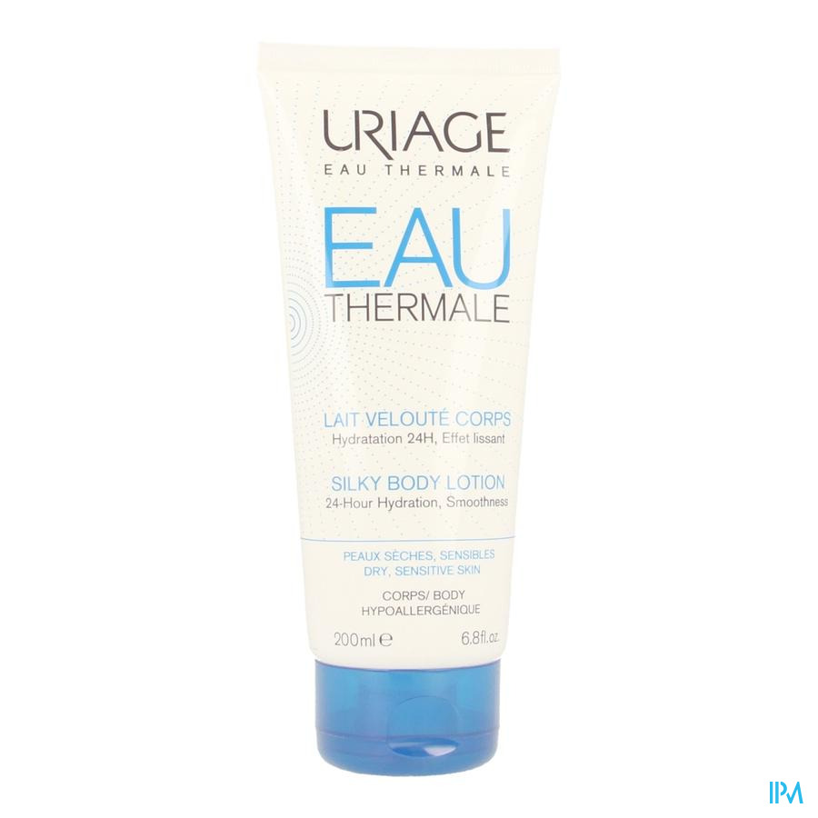 Uriage Thermaal Water Lait Veloute Corps 200ml