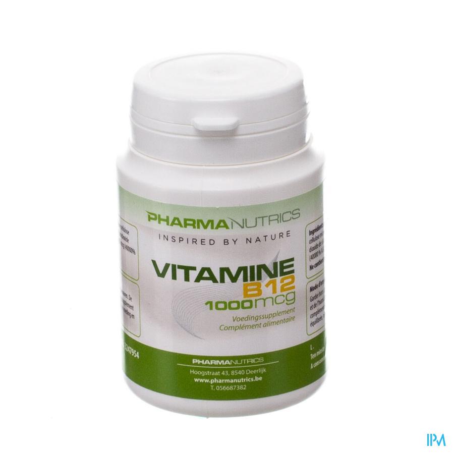 Vitamine B12 Pot Comp 60 Pharmanutrics