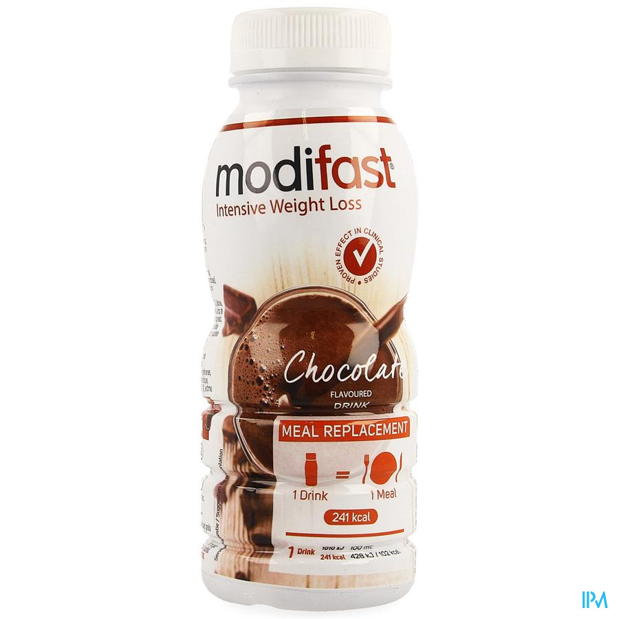 Modifast Chocolate Flavoured Drink 236ml