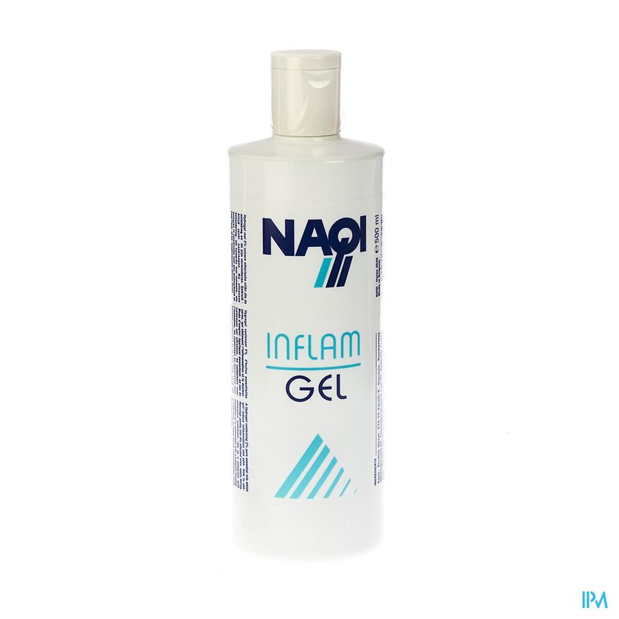 NAQI AROMA GEL INFLAM         500ML