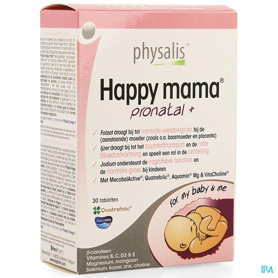 Physalis Happy Mama Tabl 2x15