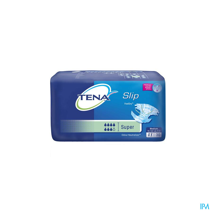 Tena Slip Super Medium 28 711228 Verv.2687200