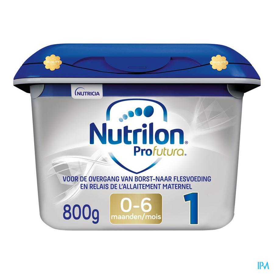 Nutrilon Profutura 1 poeder 800g Volledige zuigelingenvoeding