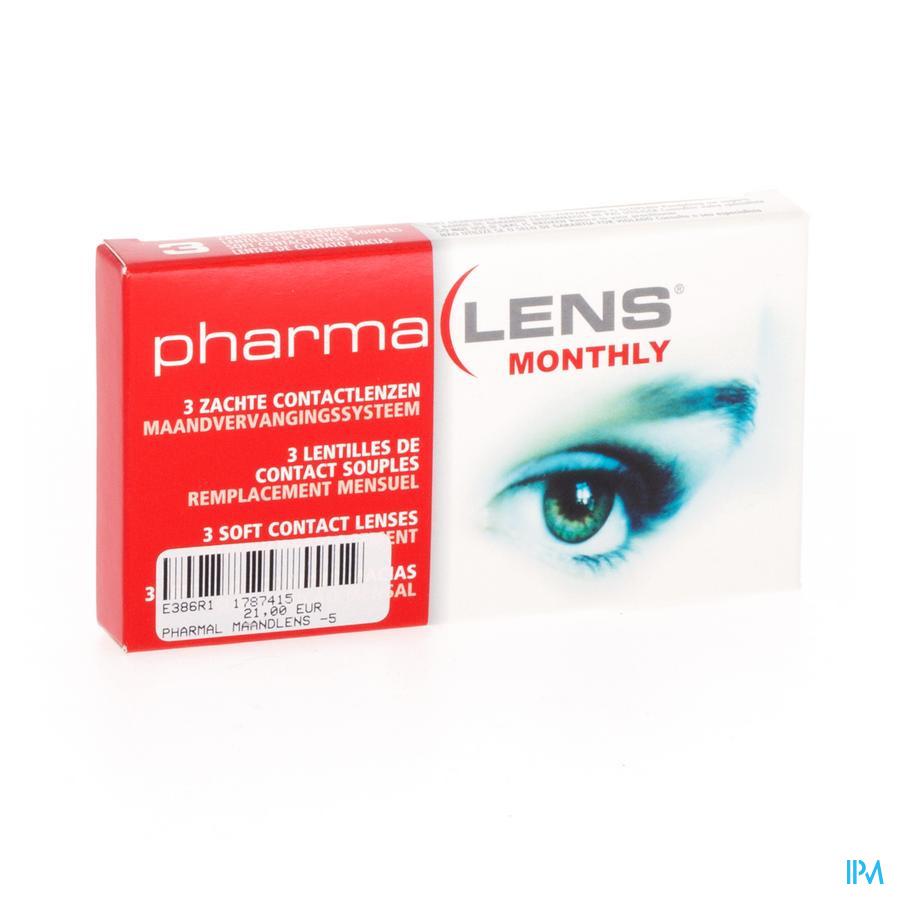Pharmalens Monthly -5,50 3