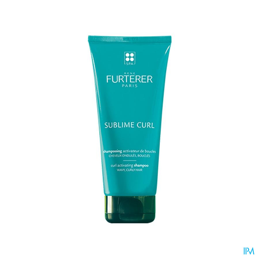 Furterer Sublime Curl Sh Activateur Boucles 200ml