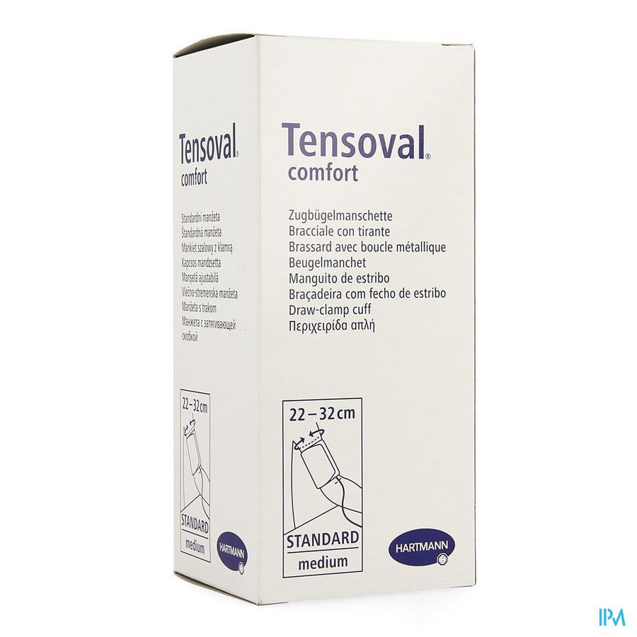 Tensoval Comf.beugelmanc 22-321 P/s