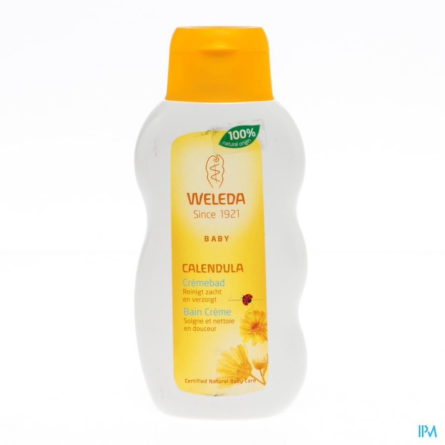 Weleda Calendula Bb Creme Bain Nf 200ml