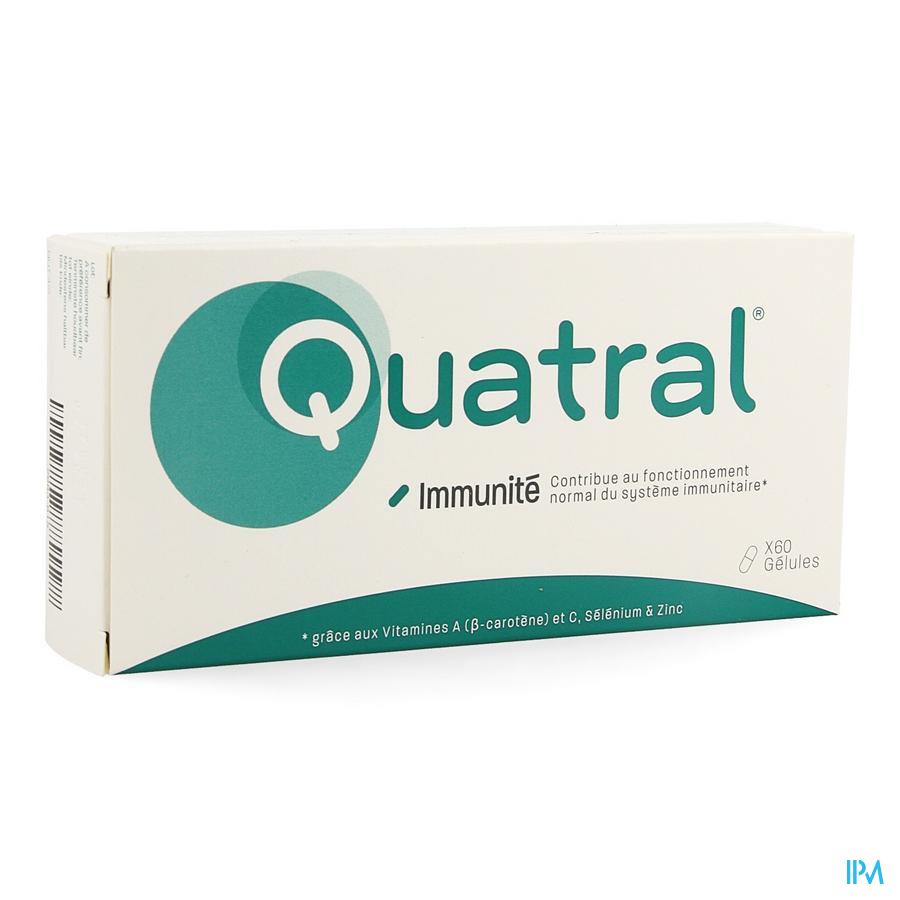 Quatral Caps 1x60
