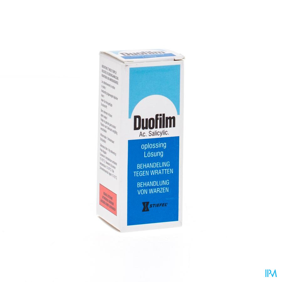 Duofilm 16,7% Solution 15 ml