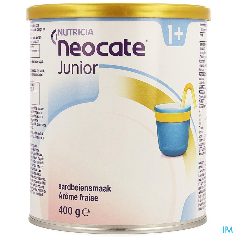 Neocate Junior Aardbei 400g