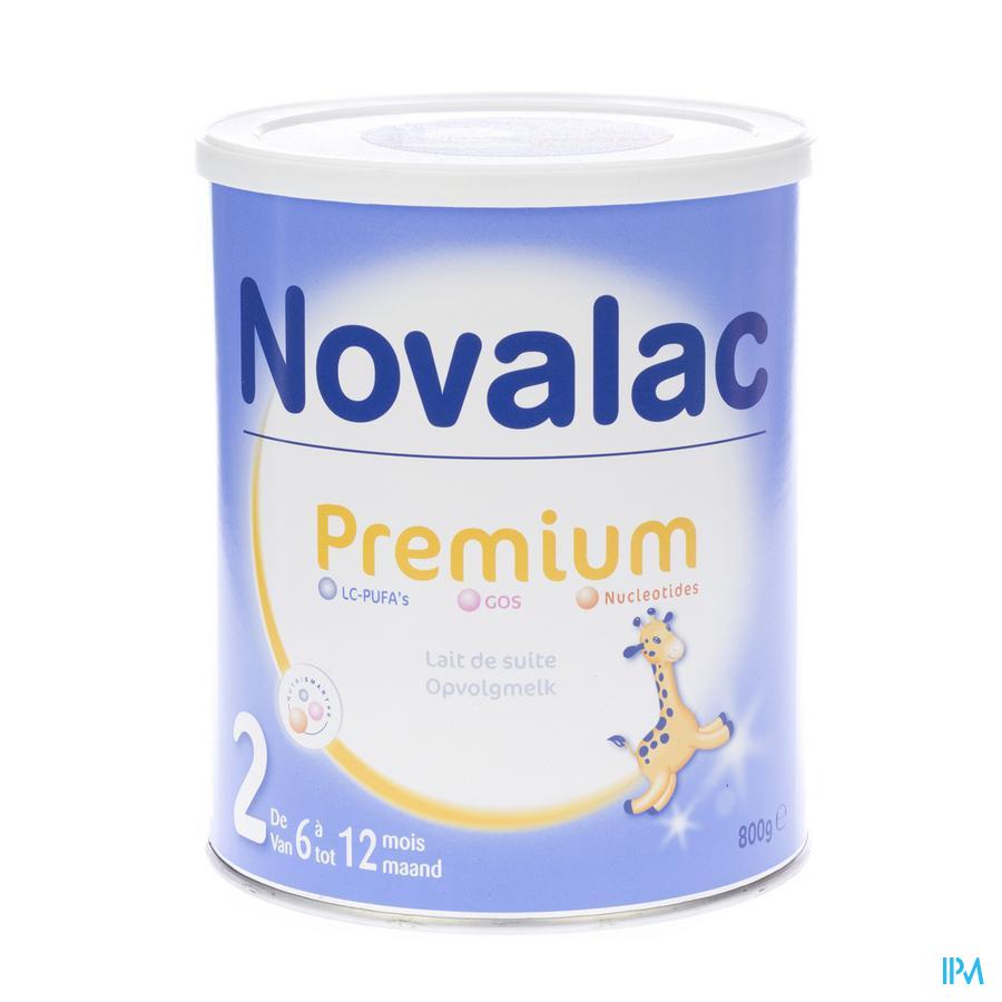 Novalac Premium 2 Pdr 800g